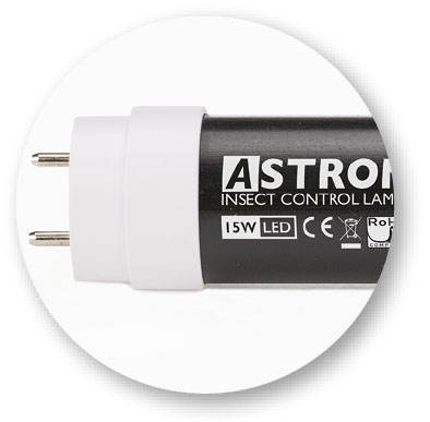 Astron 15W LED - 11W power consumption - i-trap 30 LED